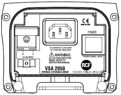 RCF VSA 850 II