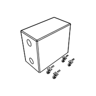 Adamson E218 Caster (Cover Kit)