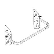 Adamson MASS System Horizontal Kit w. Plates