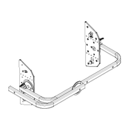Adamson MASS System Dual Axis Kit w. Plates