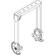 Adamson Ultra-Compact Point Source Vertical Bracket