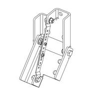 D&B Audiotechnik Horizontal bracket connector