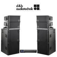 D&B Audiotechnik Комплект №8 - V series