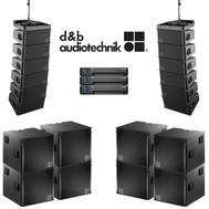 D&B Audiotechnik Комплект №10 - V series