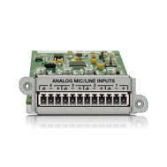 Symetrix 4 Channel Analog Input Card
