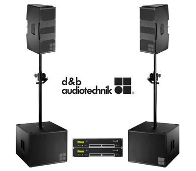D&B Audiotechnik Комплект №4 - T series