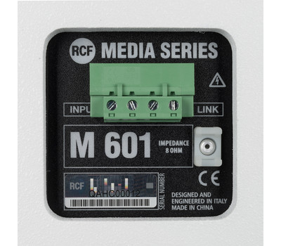 RCF M 601-W