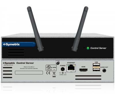 Symetrix Control Server