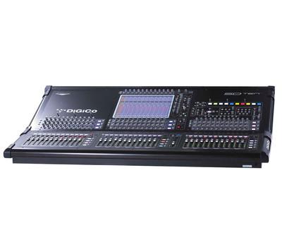DiGiCo SD10 WS OP, MADI / HMA optics