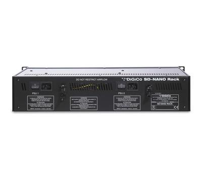 DiGiCo SD-NANO Rack, HMA Optics