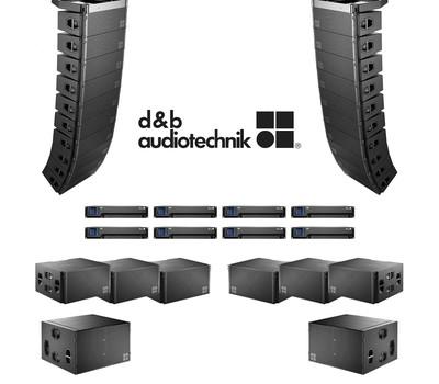 D&B Audiotechnik Комплект №11 - J series
