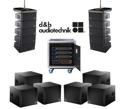 D&B Audiotechnik Комплект №9 - Y series